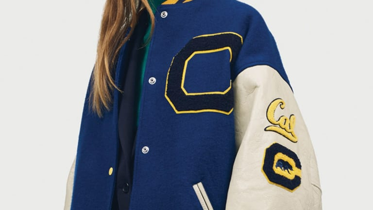 Why Collegiate Merch Is 'Fashion' Now