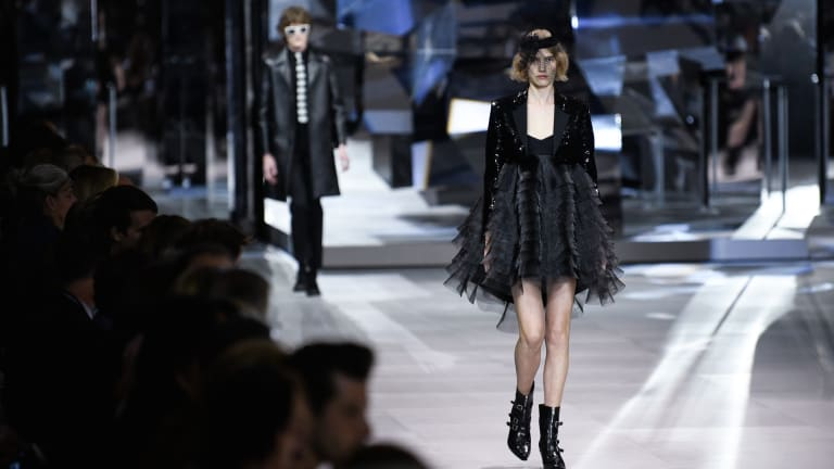 Now That Hedi Slimane Brought His Aesthetic to Celine, What's Next for Saint Laurent?
