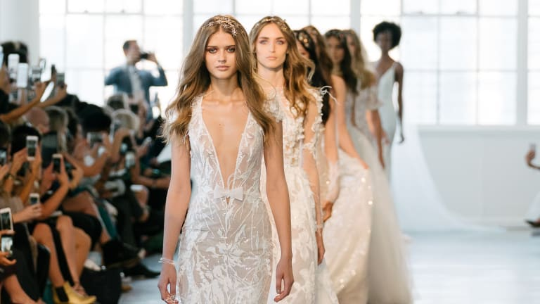 76d49dca96df The 11 Most Beautiful Bridal Trends for Fall 2018 - Fashionista