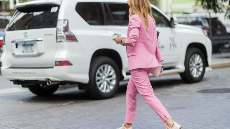 21 Candy-Colored Suits to Wear to the Office, to a Party, to Wherever