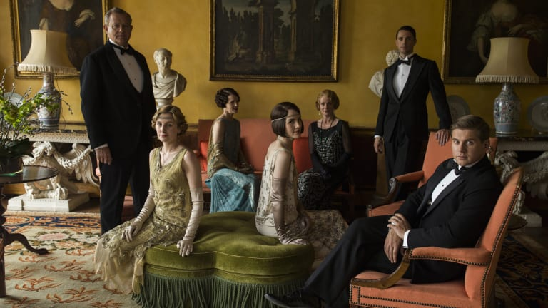 The Most Iconic Costumes From 6 Seasons of 'Downton Abbey' Are on Exhibit (and Coming Soon to a City Near You)