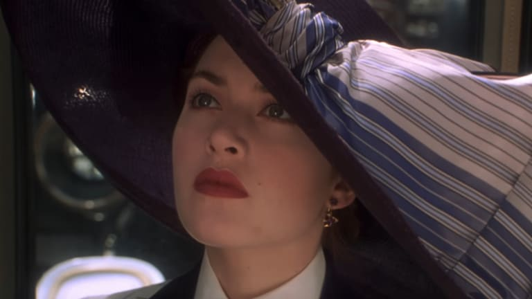 In 'Titanic,' Rose's Liberation Is Best Seen Through Her Wardrobe