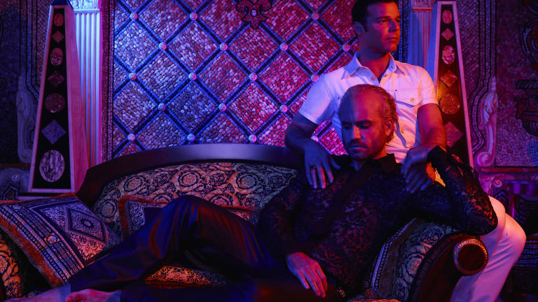 The 'Assassination of Gianni Versace: American Crime Story' Features Authentic Vintage Versace