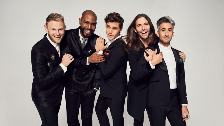 How Netflix's 'Queer Eye' Reboot Is Making Over Fashion- and Grooming-Challenged Straight Dudes, 2018-Style