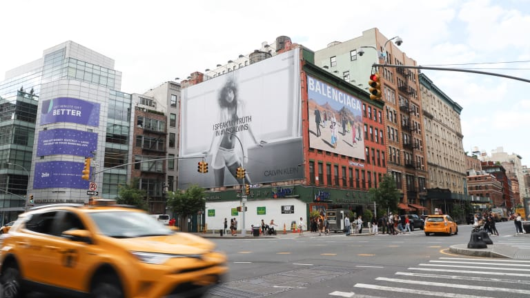 Are These Soho Billboards the Most Coveted Advertising Spots in New York City?