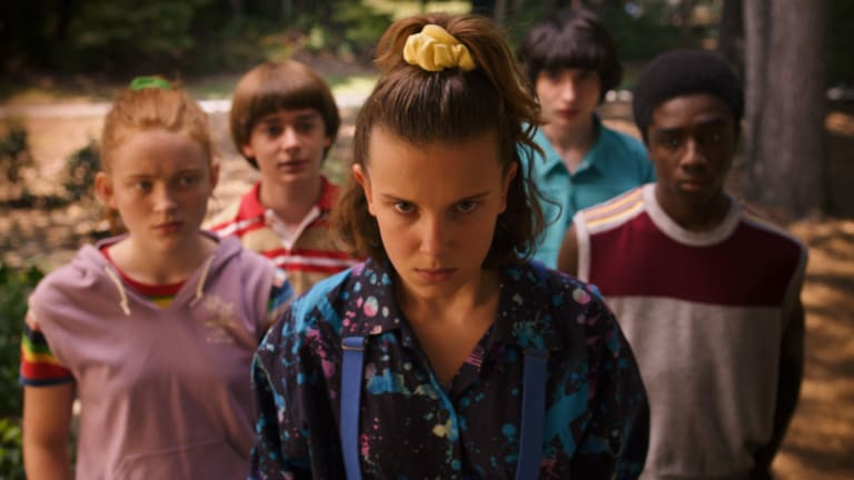 The 'Stranger Things 3' Costumes Include Eleven's '80s Mall Rat Makeover and Steve's New Sailor Outfit
