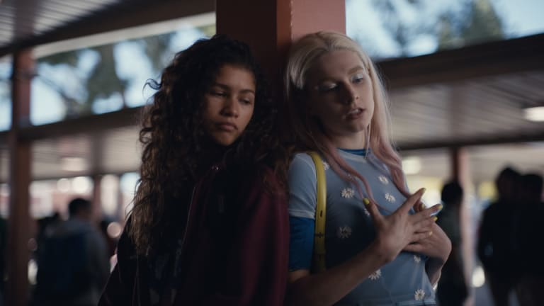 How Costume Designer Heidi Bivens Captured  Gen-Z, Cool-Teen Style in 'Euphoria'