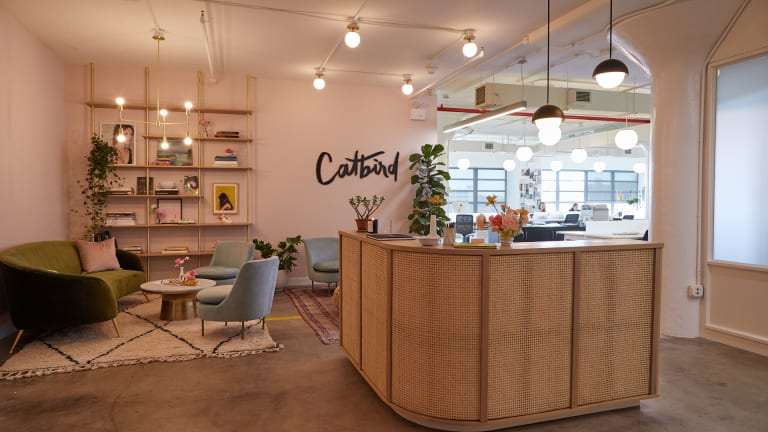 Factory Tour: Inside Catbird's Hybrid Office and Jewelry Studio