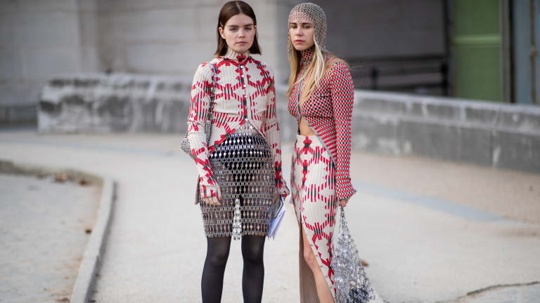 Influencers Are Teaming Up With Their Sisters and Best Friends for Maximum Street Style Impact