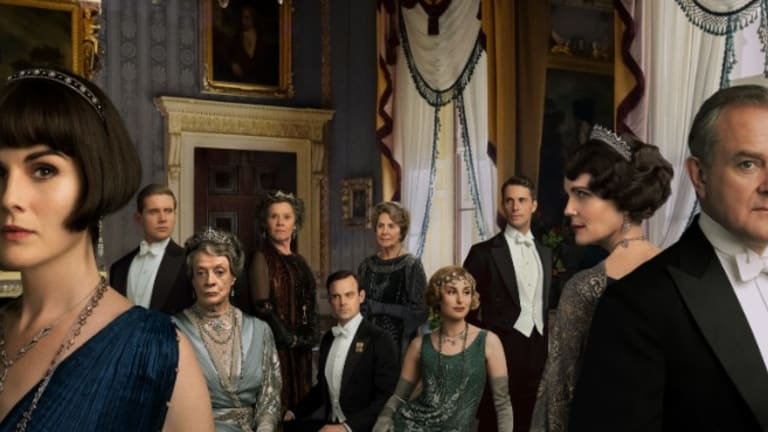 The 'Downton Abbey' Movie Costumes Include Mary's Custom Gowns, Edith's Perfect Vintage and Violet's 16.5 Carat Tiara