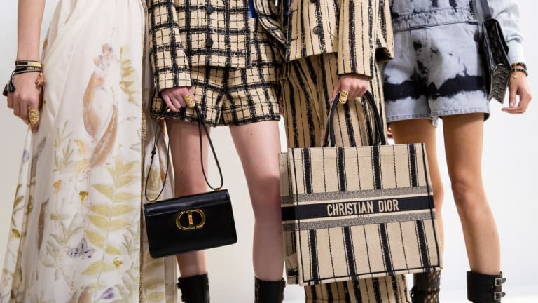Fashionista's 43 Favorite Bags From the Paris Spring 2020 Runways