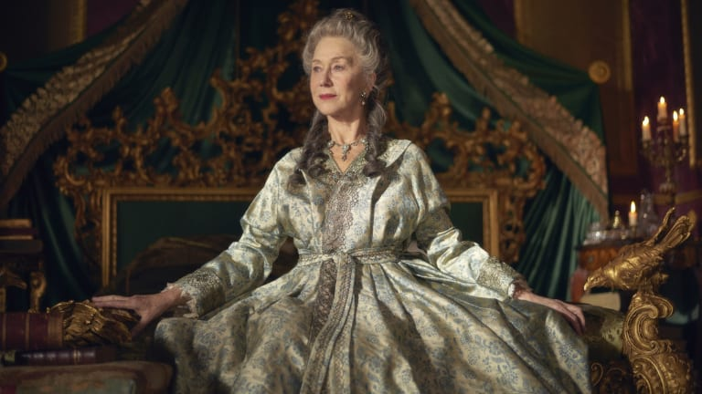 Helen Mirren's Costumes in 'Catherine the Great' Are a Gorgeous History Lesson