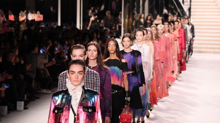 Chanel Returns to Paris for Virginia Viard's 2020 Métiers D'Art Debut