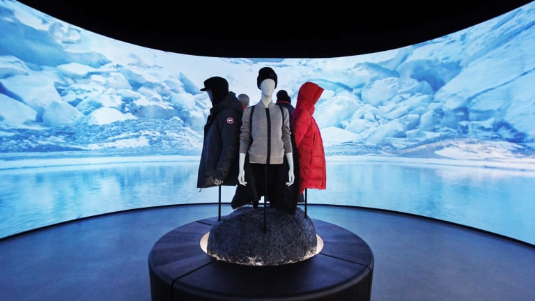 Will Canada Goose's Latest 'Experimental' Concept Attract the Next Generation of Luxury Shoppers?