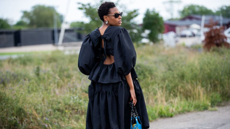 "Cecilie Bahnsen Dresses, Telfar Bags, Bottega Veneta Anything: These Were the ""It"" Items of 2019"