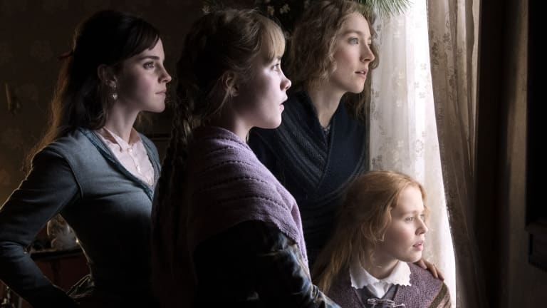 Saoirse Ronan and Timothée Chalamet 'Swap' Civil War-Era Costumes in 'Little Women'
