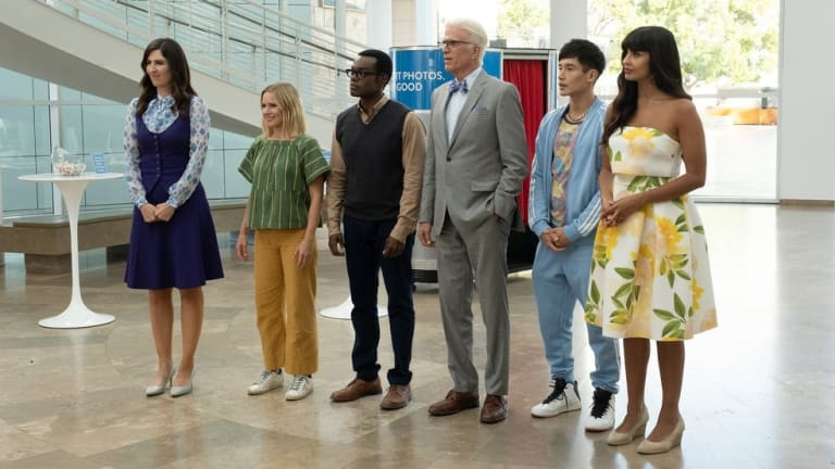 'The Good Place' Costume Designer Looks Back on Her Favorite Forking Moments