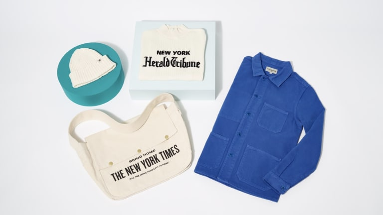 Why 'The New York Times' Is Going All in on Merch