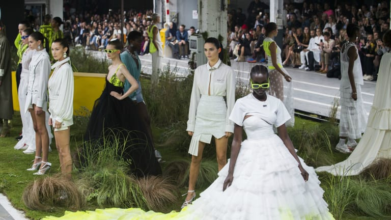 Inside Track-and-Field's Momentous High-Fashion Resurgence
