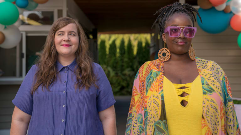 "Aidy Bryant's Character Expresses Growing Self-Confidence With Savage X Fenty and More in New Hulu Series ""Shrill"""