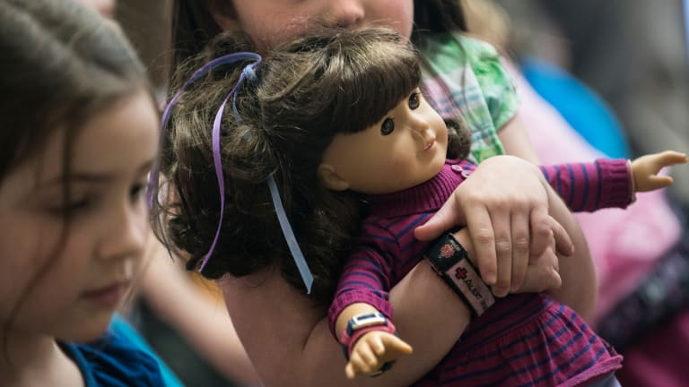Millennials Grow Up, But American Girl Is Forever