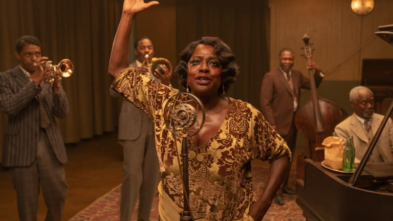 'Ma Rainey's Black Bottom' Costume Designer on Dressing Viola Davis and Chadwick Boseman