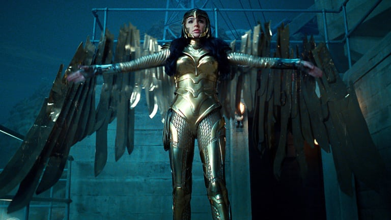 The 'Wonder Woman 1984' Costumes Reference Thierry Mugler, Madonna and Boybands of the Reagan Era