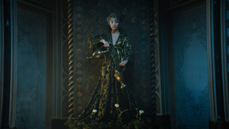 Maria Grazia Chiuri Takes Inspiration From Tarot Cards for Her Spring 2021 Dior Haute Couture Collection