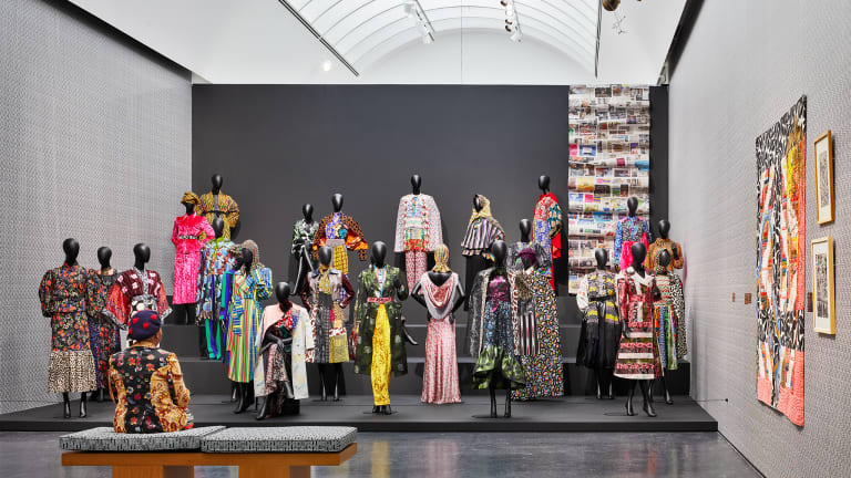 Designer Duro Olowu Turns Curator for New Exhibit at the Museum of Contemporary Art Chicago