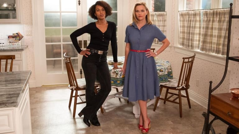 In Little Fires Everywhere Reese Witherspoon And Kerry Washington Wear Your Favorite 90s Brands Fashionista