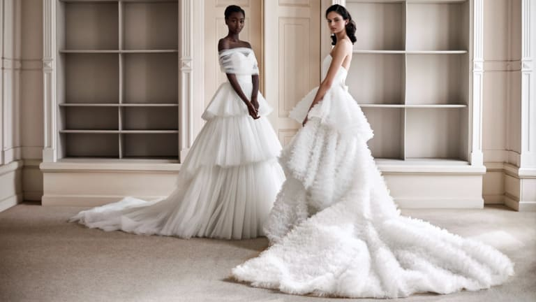 19 Wedding Dresses From the Spring 2021 Collections to Make You Feel Hopeful