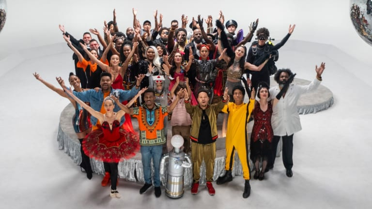 The Special Meaning Behind the 'Sherman's Showcase Black History Month Spectacular ... in June' Costumes