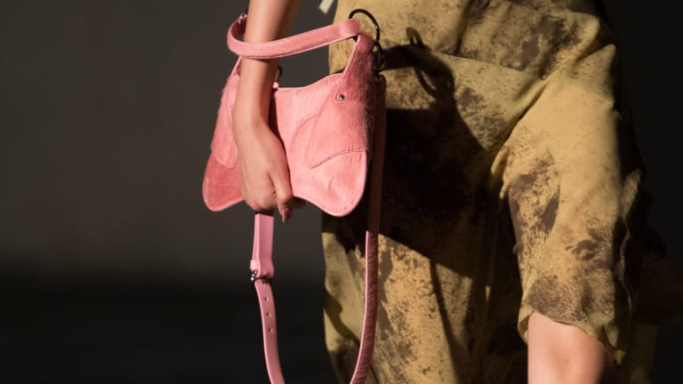 Fashionista's Favorite Bags From the London Spring 2022 Runways