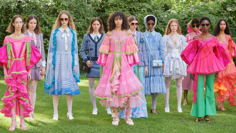 7 Top Trends From the London Spring 2022 Runways