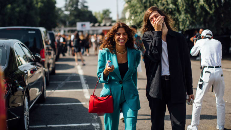 The Best Street Style Looks From Milan Fashion Week Spring 2022