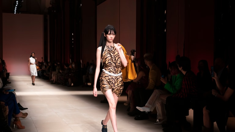 According to the Fashion Week Runways, This Is the Stand-Out Animal Print For Spring 2022