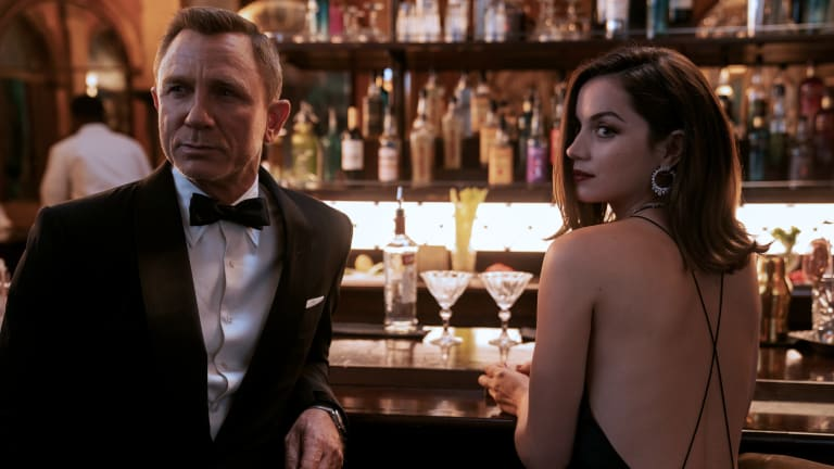 The 'No Time to Die' Costumes Give Daniel Craig a Proper Send-Off — and Help Introduce the New Agents