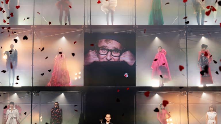 Fashion Pays Tribute to Alber Elbaz