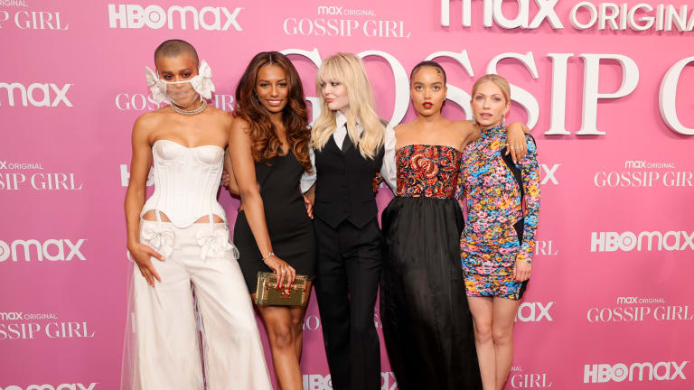 What Everyone Wore to the 'Gossip Girl' Premiere