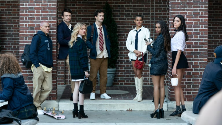 The Costumes on 'Gossip Girl' 2.0 Cement the New World Order of the Upper East Side