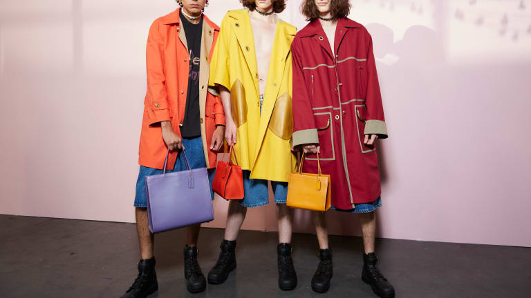 Fashionista's Favorite Bags From the New York Spring 2022 Runways