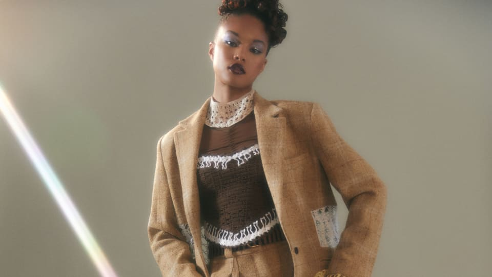 The Emerging New York Label Showcasing the Possibilities of Jamaican Crochet