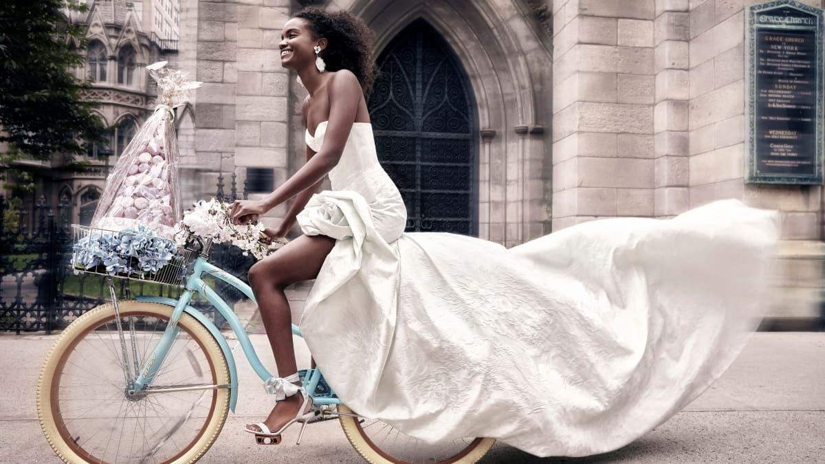 The Top 20 Bridal Trends For Fall 20   Fashionista