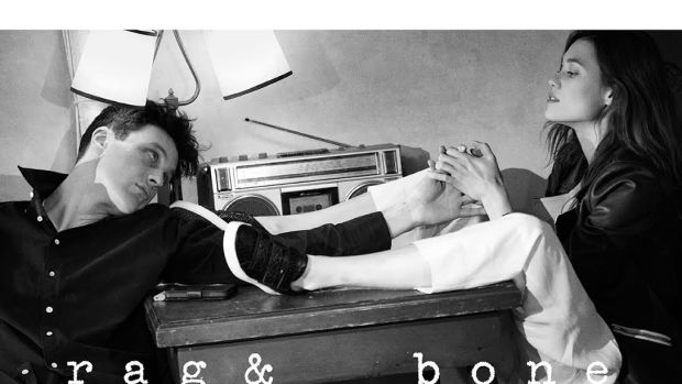 Rag & Bone SS15 Campaign