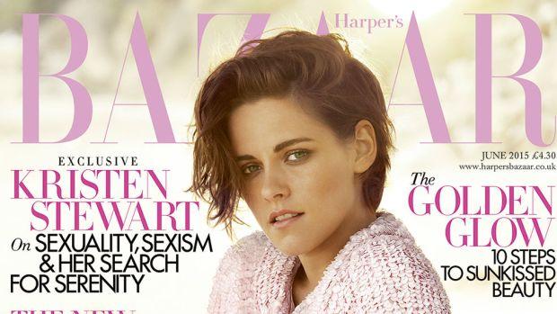 Kristen Stewart. Photo: Alexi Lubormirski/Harper's Bazaar