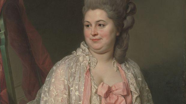 sqMadame de Saint-Maurice, Joseph Siffred Duplessis ,1776. Courtesy of the Metropolitan Museum of Art.jpg