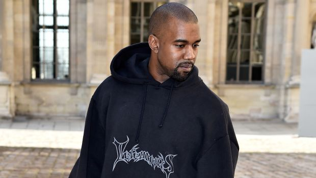 Image result for MR DEMNA GVASALIA OF VETEMENTS AND BALENCIAGA Kanye West