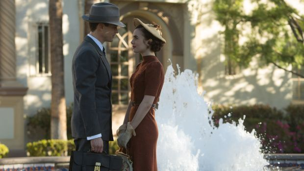 Main_LastTycoon_Matt-Bomer_Lily-Collins_Fountain.jpg