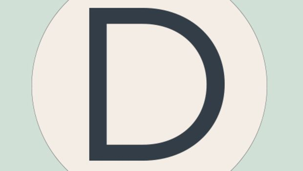 D submark circle
