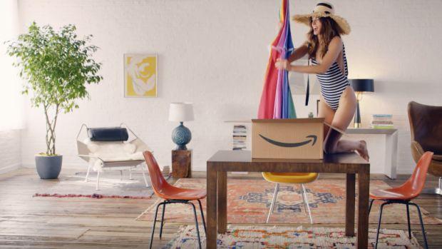 Amazon Fashion video campaign cass bird